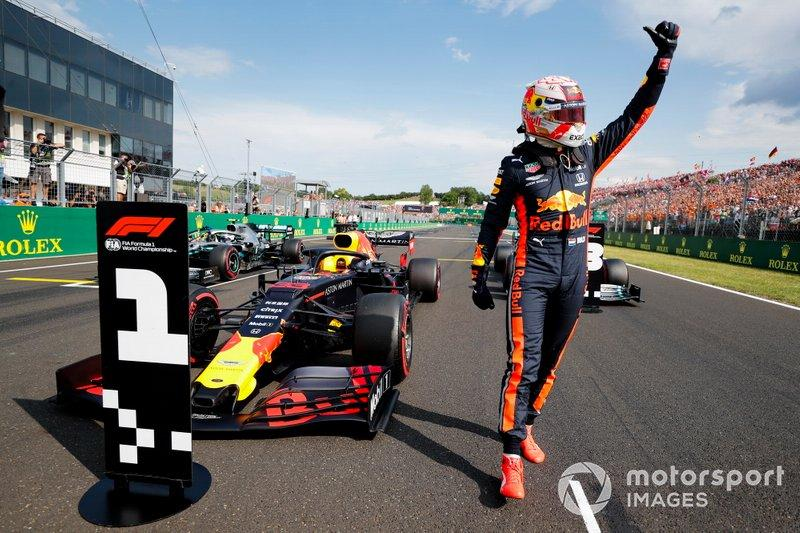 "100: Max Verstappen, Red Bull Racing<span class=""copyright"">Steven Tee / Motorsport Images</span>"