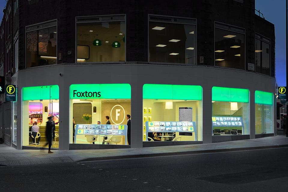 <p>Foxtons has a number of branches in London</p> (Foxtons)