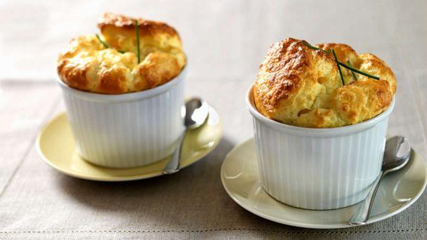 PHOTO: Cheese souffles sit on a table in this stock photo. (STOCK PHOTO/Getty Images)