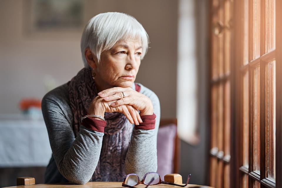 There are a number of ways to combat loneliness. (Getty Images)