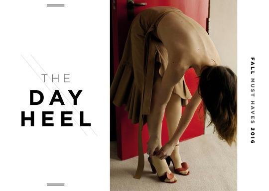 <p>Céline shoes will always be the it-shoe of any season, and these architecturally sculpted heels are no exception. </p>