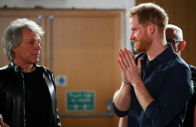 Royal visit to Abbey Road Studios