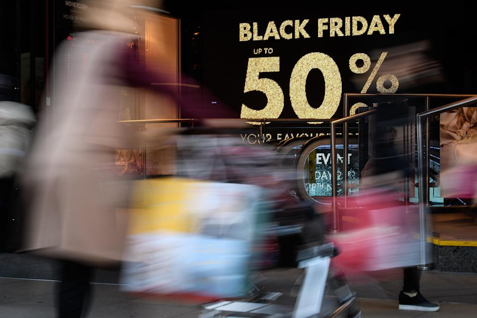 There are plenty of Black Friday deals to be had. Getty Images