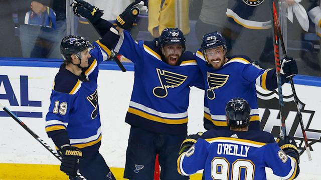 The St. Louis Post-Dispatch prematurely published a letter from Blues owner Tom Stillman in which he hailed his team's first championship.