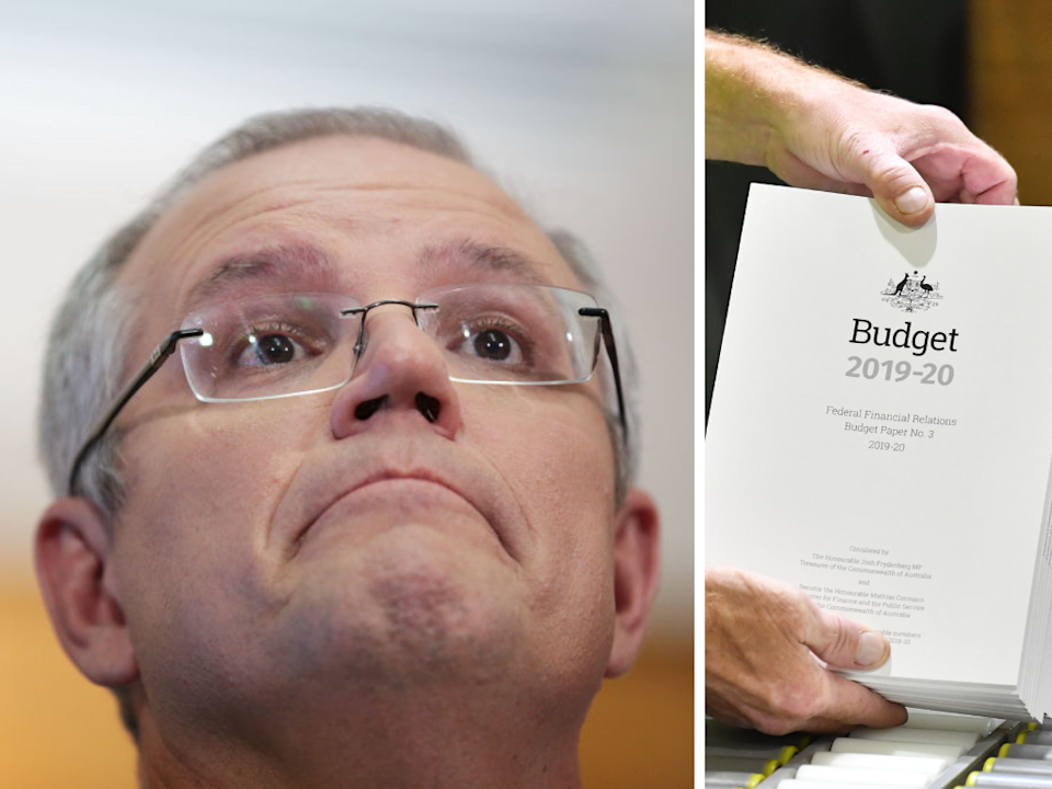 Scott Morrison's tax cuts will favour the rich and the male. (Photo: AAP)