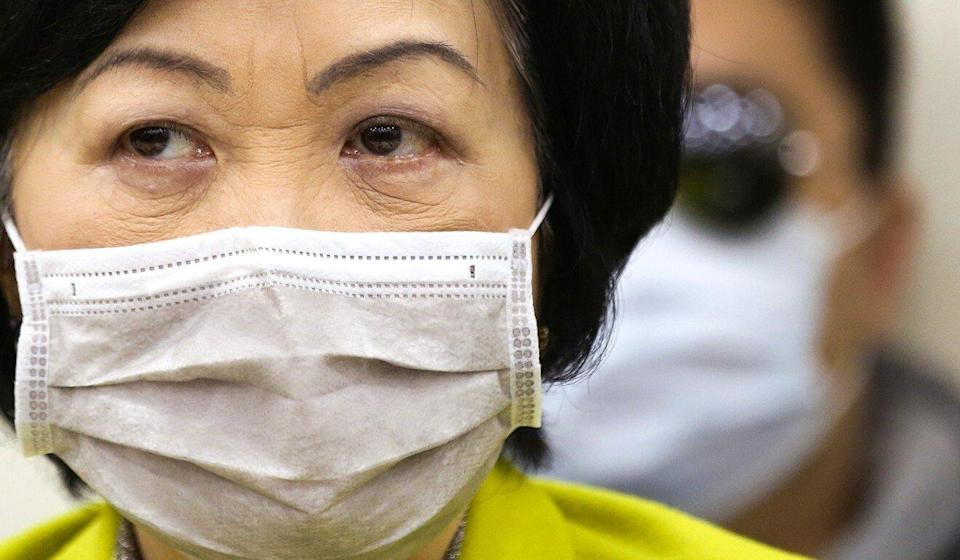 Lawmaker Regina Ip urges criticism to be directed at issues, and not people. Photo: Jonathan Wong