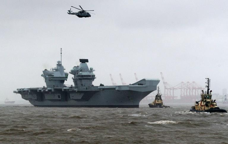 Britain's navy is set to be a major focus of the country's defence overhaul