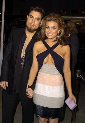 "Premiere: <a href=""/movie/contributor/1804673767"">Dave Navarro</a> and <a href=""/movie/contributor/1800025828"">Carmen Electra</a> at the LA premiere of Warner Bros.' <a href=""/movie/1808406051/info"">Starsky & Hutch</a> - 2/26/2004<br>Photo: <a href=""http://www.wireimage.com"">Steve Granitz, Wireimage.com</a>"