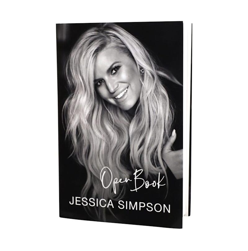 Jessica Simpson's Open Book | Peter Zambouros