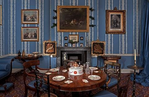 <span>The Geffrye is an engaging museum focused on interiors - it's a great place to imagine how families used to live</span> <span>Credit: Geffrye Museum/Christopher Ridley </span>