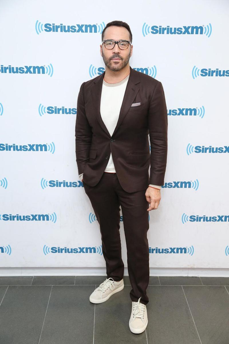 Entourage actor Jeremy Piven has been accused of sexually assault. Source: Getty