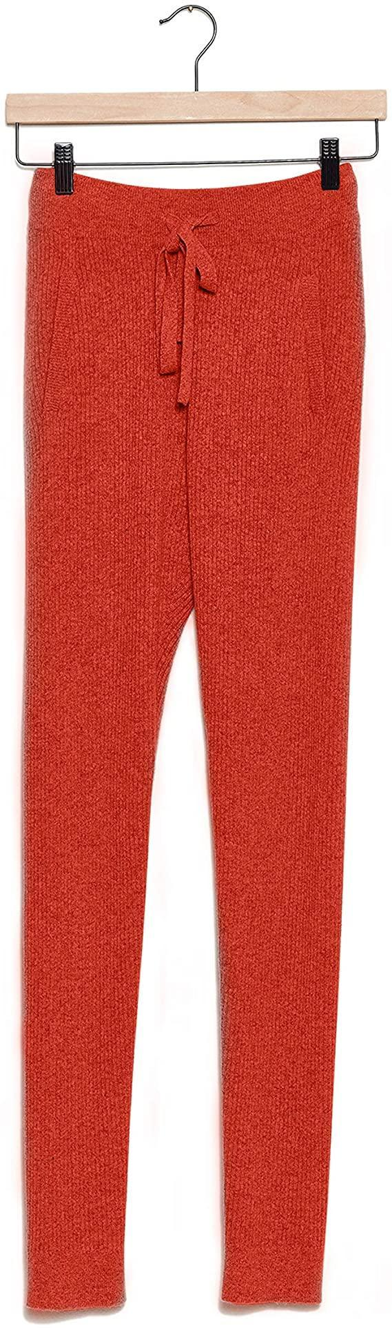 "<h2>State Cashmere Pure Cashmere Knitted Pants</h2><br>We love the super-slim fit and ribbed texture of these under-$200 cashmere joggers. (A matching top is available, for those who are looking to take this look head to toe.)<br><br><strong>State Cashmere</strong> Pure Cashmere Knitted Pants, $, available at <a href=""https://www.amazon.com/State-Cashmere-Womens-Knitted-Pants/dp/B08B3KNCKB"" rel=""nofollow noopener"" target=""_blank"" data-ylk=""slk:Amazon"" class=""link rapid-noclick-resp"">Amazon</a>"