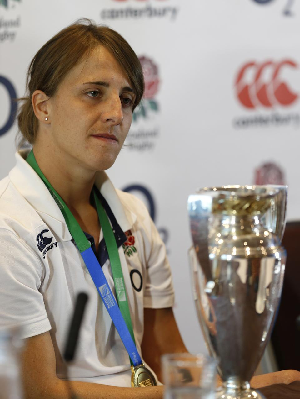 The Sale Sharks ace believes a Red Roses Super Saturday victory would be a shot in the arm for women's rugby