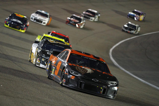 Chase Elliott is on a roll right now. (Photo by Michael Reaves/Getty Images)