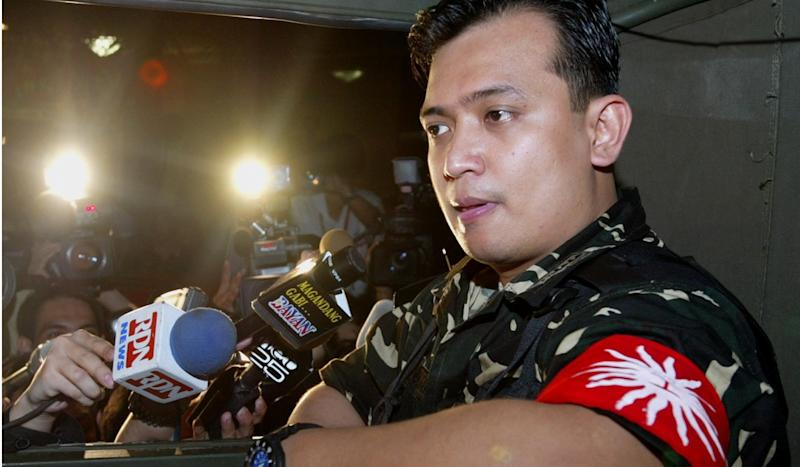 Duterte's plan for retrial of senator over failed coups 'could split Philippine military'