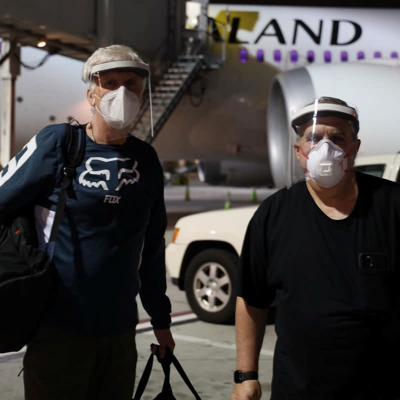 Action! Film-makers back to work in New Zealand after coronavirus
