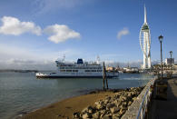 <p>Portsmouth is the fourth safest place in the country for burglaries and the third safest overall. Only households in Swansea, west London and Belfast report fewer home break-ins. (Geography Photos/UIG via Getty Images) </p>
