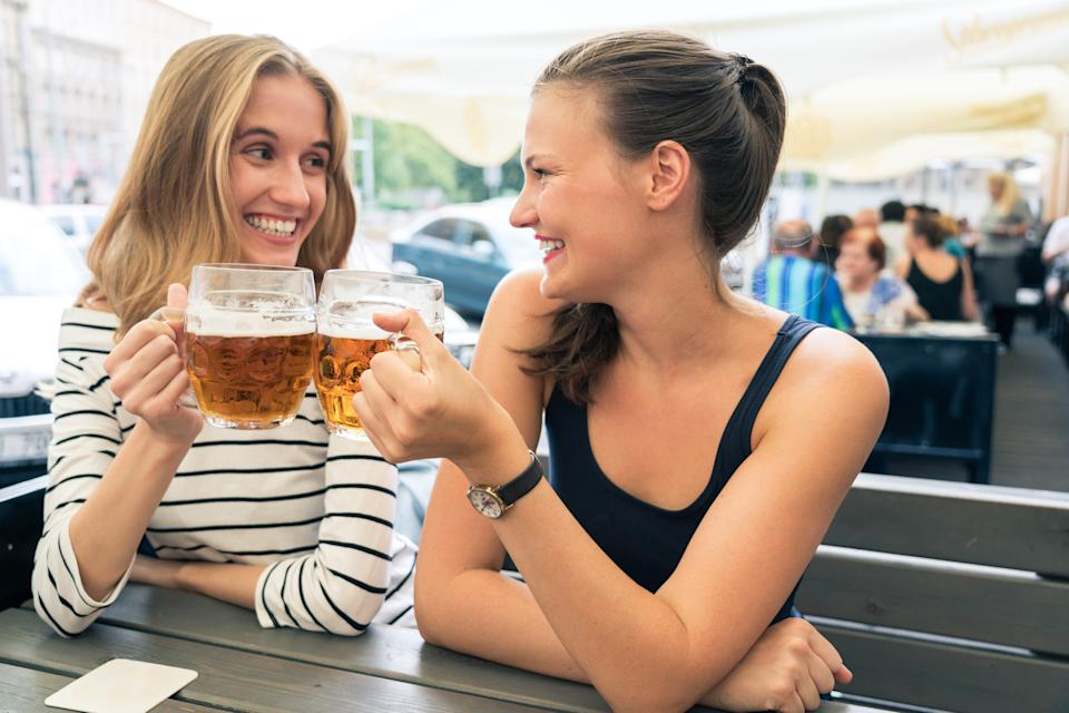Prague has been named one of the cheapest cities in the world to buy a pint (Stock, Getty)