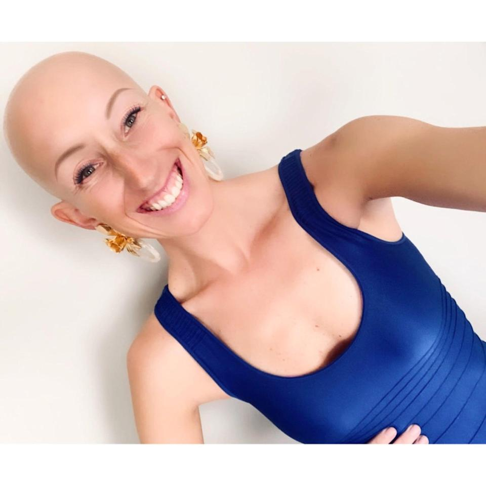 <p>In conclusion, as fun as it is to style my bald head in myriad ways, I love it just as it is, too. Bald is beautiful!</p>