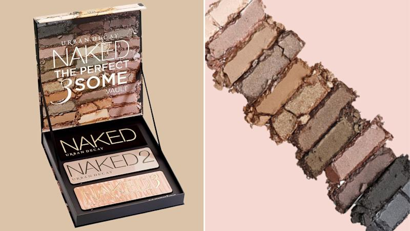 Hurry Up and Grab Urban Decay's Naked Vault Before it Sells Out Again
