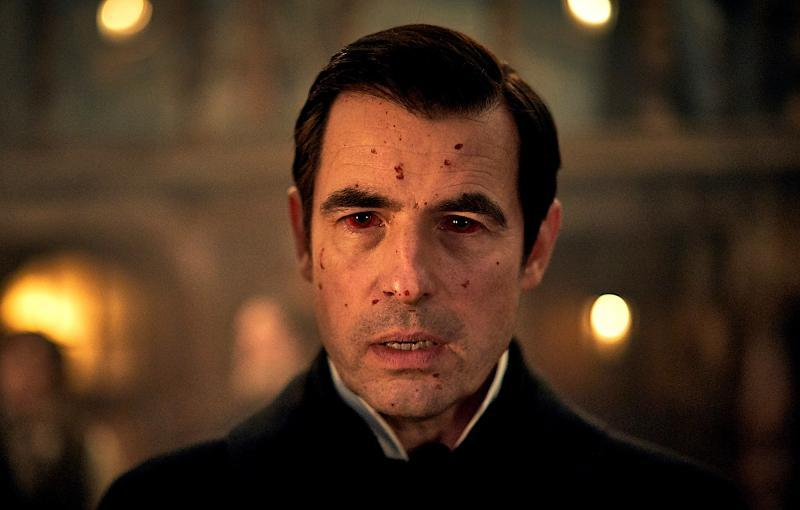 Claes Bang as Dracula (Credit: BBC)