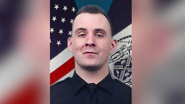 PHOTO: The NYPD just released a photo of Police Officer Brian Mulkeen, who was shot to death in the Bronx just after midnight on Sept. 29, 2019. (NYPD)