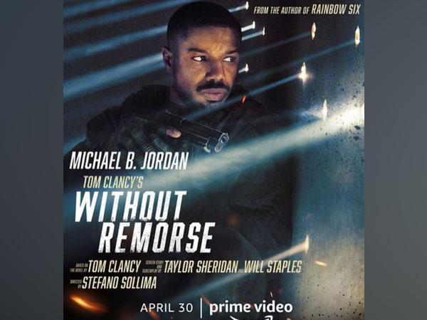Poster of 'Without Remorse' (Image Source: Instagram)