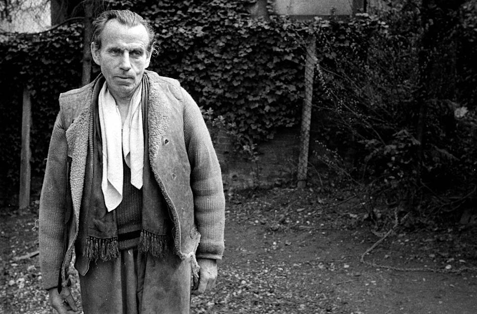 FRANCE - 1955: Louis-Ferdinand Celine ( 1894-1961 ), French writer. Meudon, 1955-1956. LIP-5097-139. (Photo by Roger Viollet via Getty Images/Roger Viollet via Getty Images) (Photo: GETTY IMAGES)