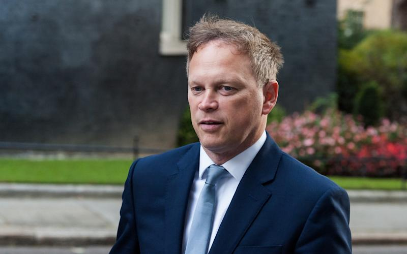Grant Shapps - Barcroft Media