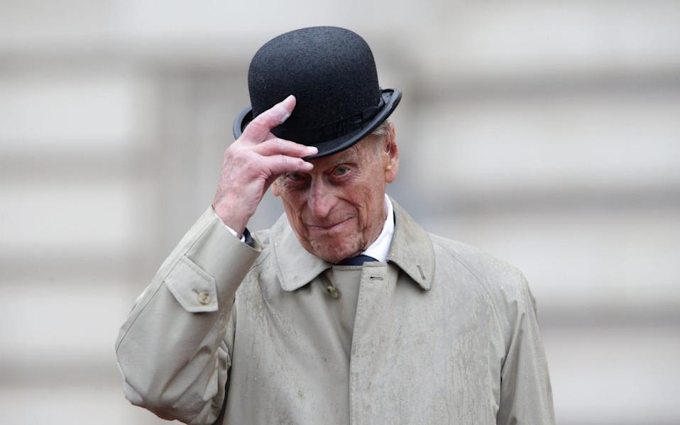 The Duke Of Edinburgh Attends The Captain General's Parade - Yui Mok/Getty Images Europe