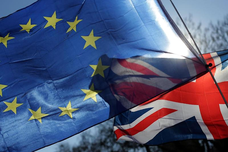 Britain voted to leave the European Union last year: AFP/Getty Images