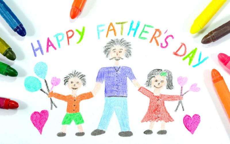 According to a ComRes survey of more than 1,000 fathers, some 37 per cent said they, or someone they know, have experienced not seeing their children on Father's Day. - © 2018 Jay Radhakrishnan