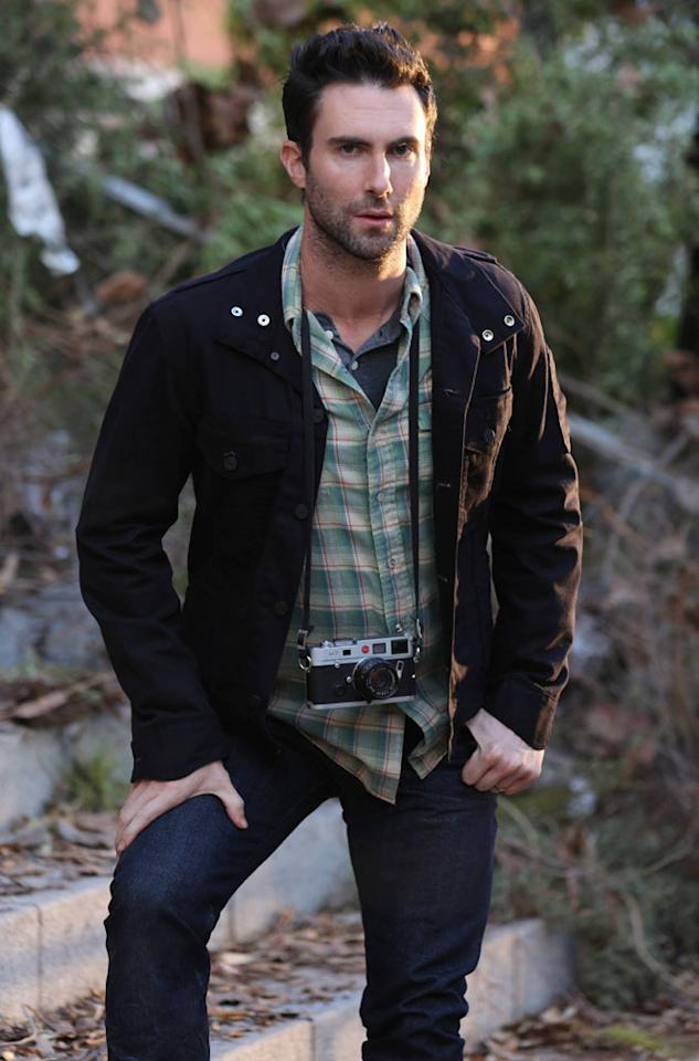 "<b>Adam Levine </b><br><br><b>You Know Him From:</b> Being the frontman of Grammy-winning rock band Maroon 5 and one of the coaches on NBC's ""The Voice."" ""Horror Story"" marks Levine's official acting debut. <br><br><b>Now He Plays:</b> Leo, a newlywed photographer in present-day who follows his wife Teresa on a tour of the now-abandoned Briarcliff. Or maybe not-so-abandoned, as it turns out."
