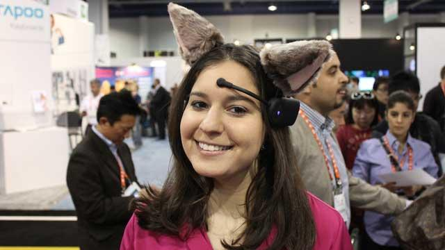 Wiggle Cat Ears With Your Brain Waves
