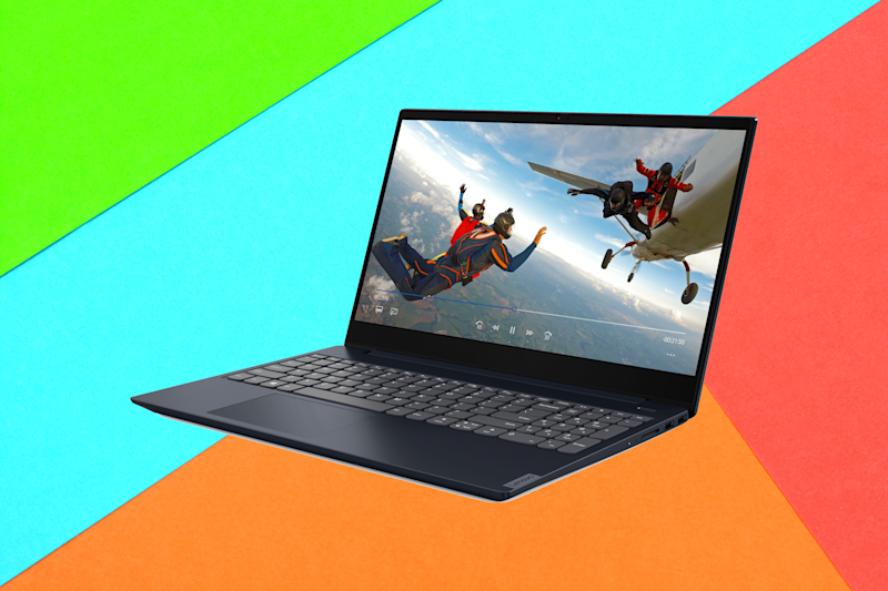 Get nearly 27 percent off this Lenovo laptop! (Photo: Walmart)