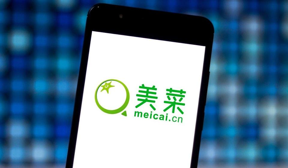 Vegetable-delivery firm Meicai has paused its US IPO plans. Photo: Shutterstock Images