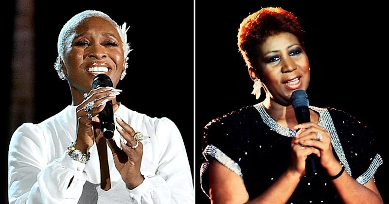 Cynthia Erivo has found the next historical figure for her to play: Aretha Franklin on Genius
