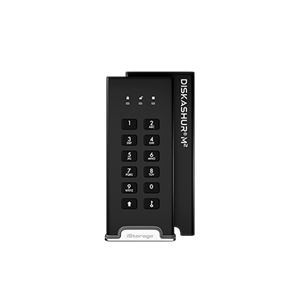Introducing the diskAshur M2: iStorage's Ultra-Portable PIN Authenticated, Hardware Encrypted SSD