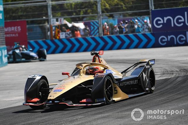 "Jean-Eric Vergne, DS TECHEETAH, DS E-Tense FE19 <span class=""copyright"">Sam Bagnall / Motorsport Images</span>"