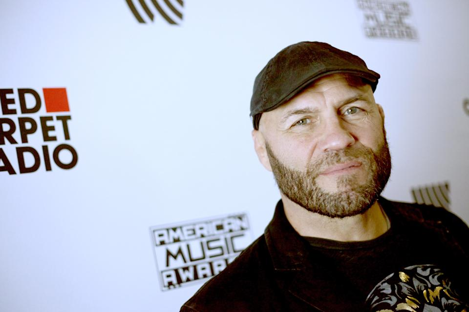 Randy Couture has famously butted heads with UFC president Dana White over the years. (Getty)