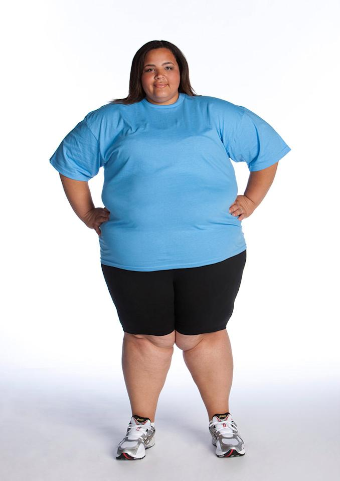 """Shay Sorrells competes on the eighth season of <a href=""""/biggest-loser/show/37103"""">""""The Biggest Loser.""""</a>"""
