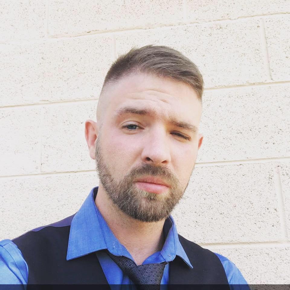 Joshua Witt was attacked by a man who believed him to be a neo-Nazi simply because of his haircut.