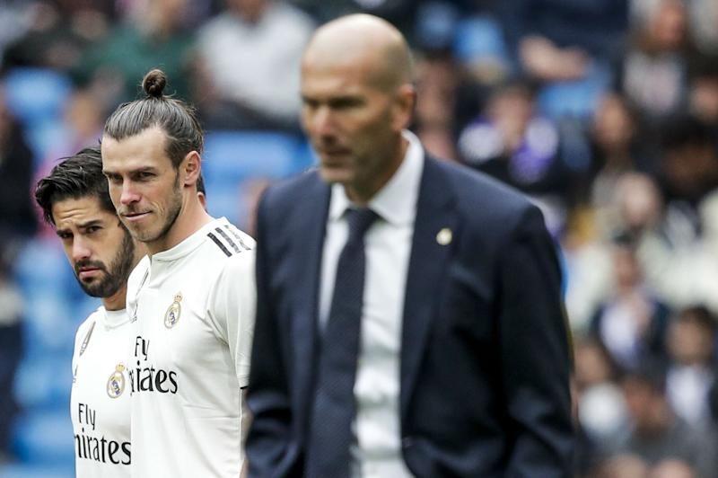 Zinedine Zidane and Real Madrid have some glaring problems to resolve going forward. (Getty)