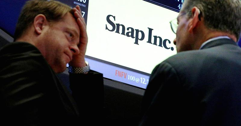 Another Wall Street analyst joins chorus against Snapchat