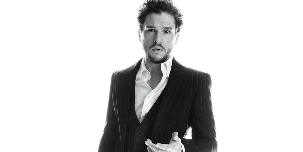 <p>For our May cover story, <em>Esquire</em>'s Bruce Handy sat down with <em>Game of Thrones</em>' own Kit Harington to take a walk down memory lane-or the Kingsroad, if we're in Westeros-and reflect on the groundbreaking show's eight seasons. As a part of it, Harington shared eight behind-the-scenes photos from his time playing Jon Snow. From the first table read to Harington donning Dany's wig, it's like a year book of friends and good times from the better part of a decade of his life.</p>