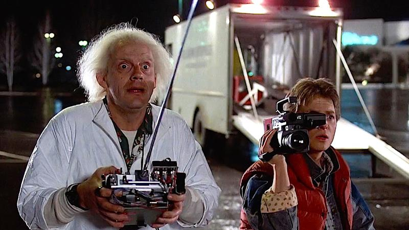 Back To The Future - Credit: Universal