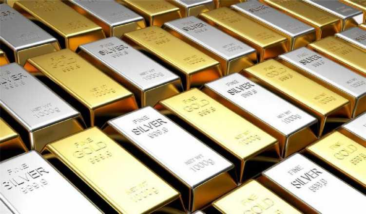 Gold falls Rs 235 on muted demand