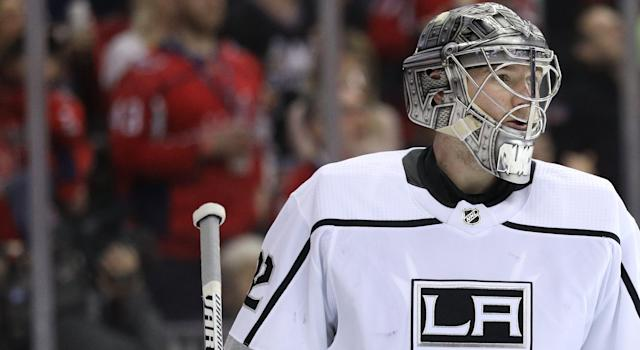 LA Kings goaltender Jonathan Quick was featured in Jeopardy!