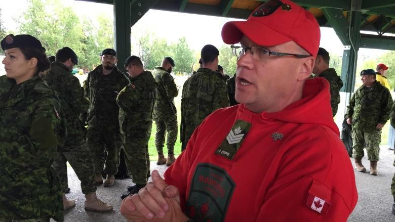 New rifles for Canadian Rangers will be phased in starting in 2017