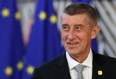 Czech ministry halts subsidies to embattled PM Babis's former company